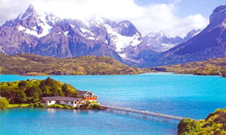 Torres del Paine, Chile | ... of Torres del Paine National Park in Patagonia, Chile, South America