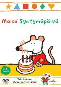 Maisa Syntymäpäivä -dvd:llä on aika juhlia Maisan ja ystävysten kanssa! Iloitse mukana, kun Maisa ja Keke juhlivat syntymäpäiviään ja Tellu järjestää pukujuhlat!