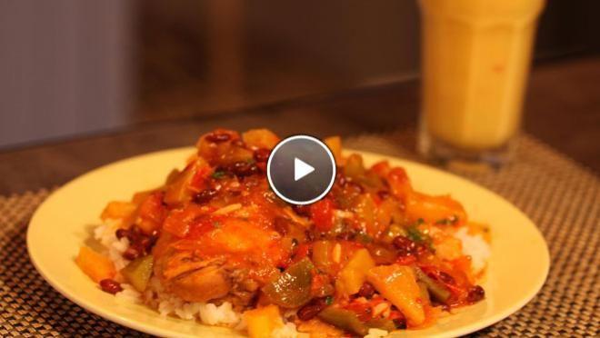 Hawaiiaanse chilikip - De Makkelijke Maaltijd | 24Kitchen