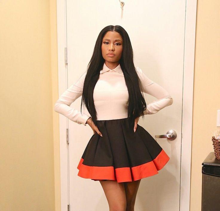 Nicki Nicki Nicki .