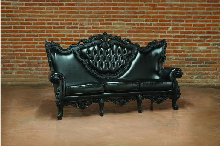 43 best images about modern victorian sofas on pinterest for Modern victorian sofa