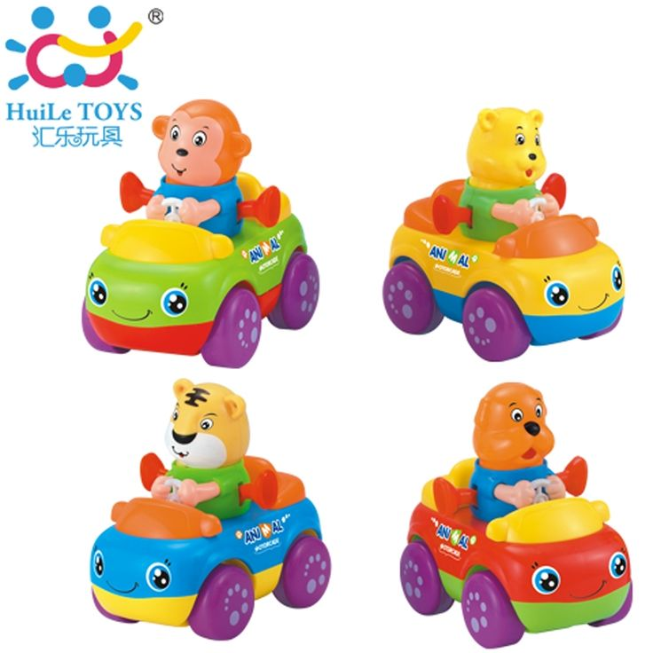 48.99$  Buy here - http://ai01w.worlditems.win/all/product.php?id=32654838044 - 8PCS/Lot Funny Animal Classic Kawaii Friction Pull Back Cars Cartoon Toys For Children Boys Kids Gift Baby Toys Wholesale Toys