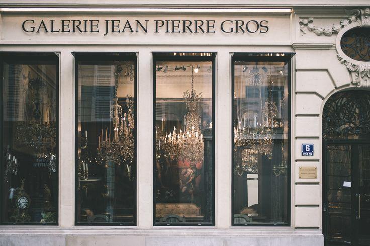 Paris - Rue de la Cité