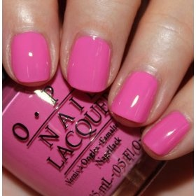 OPI mini mouse collection: If You Moust You Moust Color!