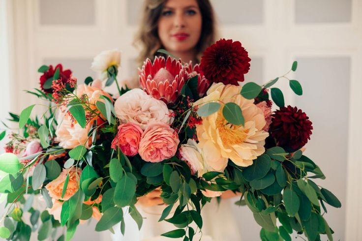 Modern Paris Wedding Inspiration | Fly Away Bride
