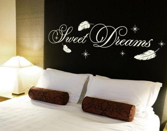 Sweet Dreams - Wall Decals / Wall Tattoo