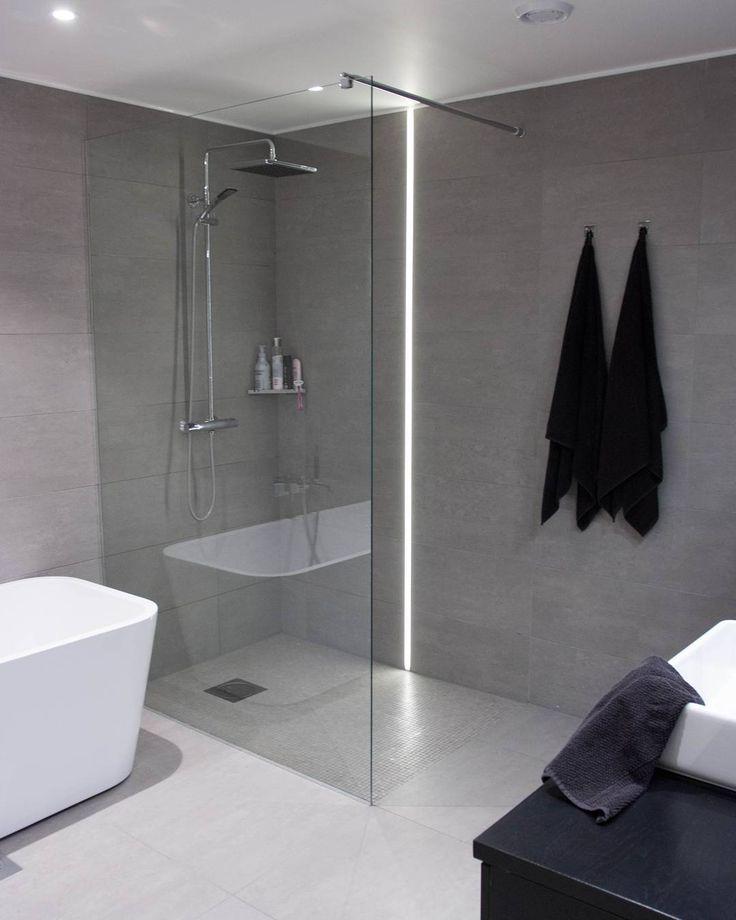 The bathroom  ~~~~~~~~~~~~~~~~~~~~~~~~~~~~~~~~ #Interior #Interior123 #Interior4all #WhiteInterior #BoligPluss #Interiør #Interiørdesign  #Interiorinspiration #MyHome #Scandinavian #NordiskeHjem #SkandinaviskeHjem #RoomForInspo #NordicMinimalism #ScandinavianDesign #Interiordecor #Inspo #Instahome #Interiors #Interior125 #Inspohome #Boligmagasinet #Passion4interior #NordicInterior #MyNordicRoom #Bathroom #Svedbergs #Vikingbad #LED