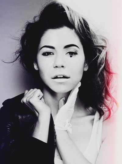Marina And The Diamonds The Family Jewels Photoshoot | www ...