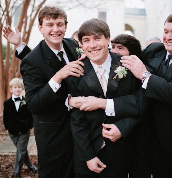5 tips on how to be a great groomsman from the Wedding Party