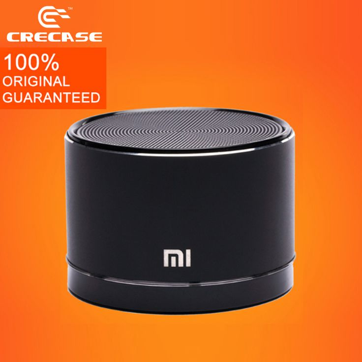 Find More Speakers Information about Portable Speaker Original Xiaomi Small Steel Gun Wireless Bluetooth Speaker Mini Cylindrical Handsfree Speaker for smartphones,High Quality speaker supplier,China speaker voltage Suppliers, Cheap speaker jacks from GUANGZHOU CRECASE FLAGSHIP STORE on Aliexpress.com