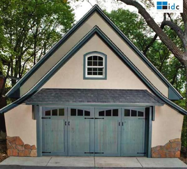 Beautiful garage doors beautiful carriage house garage for Beautiful garage doors