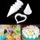 Calla Blumen Ausstecher Fondant Tortendeko Form Sugarcraft Mould Kuchen Werkzeug