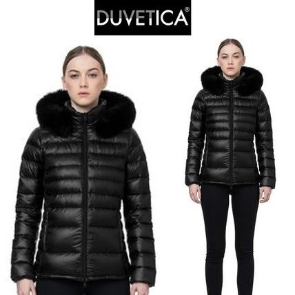 DUVETICA ダウンジャケット・コート Duvetica nefele アクティブな女性にぴったり ダウンジャケット