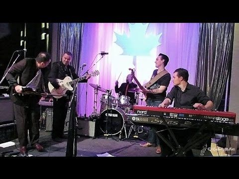 "David Gogo ""Let Me Love You"" 18th Maple Blues Awards 2015 After Party"