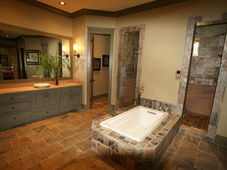 Rustic Bathroom Designs: Best 25+ Rustic Master Bathroom Ideas On Pinterest