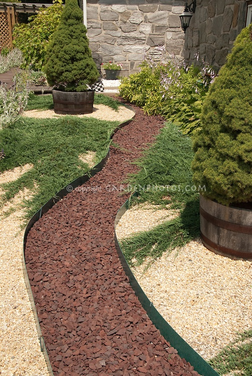 Colored Stones For Landscaping : Best images about landscape on pinterest backyard