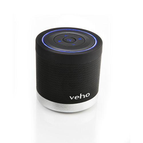 Veho 360 M4 Draagbare Bluetooth Speaker (Oplaadbaar) #veho #bluetoothspeaker #veho360m4 #bluetoothluidspreker