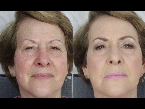 Maquiagem para pele madura: ideias, dicas e fotos para inspirar - Dicas de Mulher