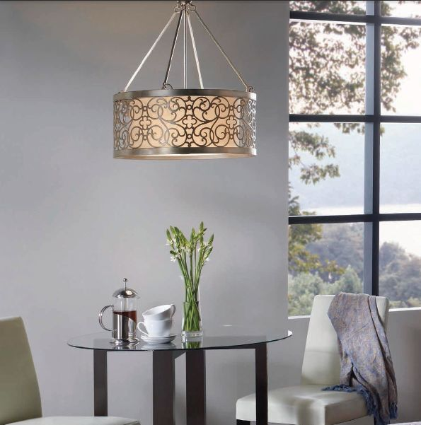 Lampa wewnętrzna, wisząca Feiss Arabesque FE/ARABESQUE4