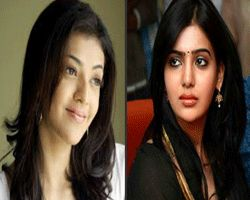 samantha not happy with kajal