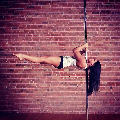 The world of pole fitness is full of glitz, glamour and plenty of muscle. From   the reigning World Pole Dance champion to a burly male pole-dancer, these   are the top Instagram accounts to follow via The Telegraph