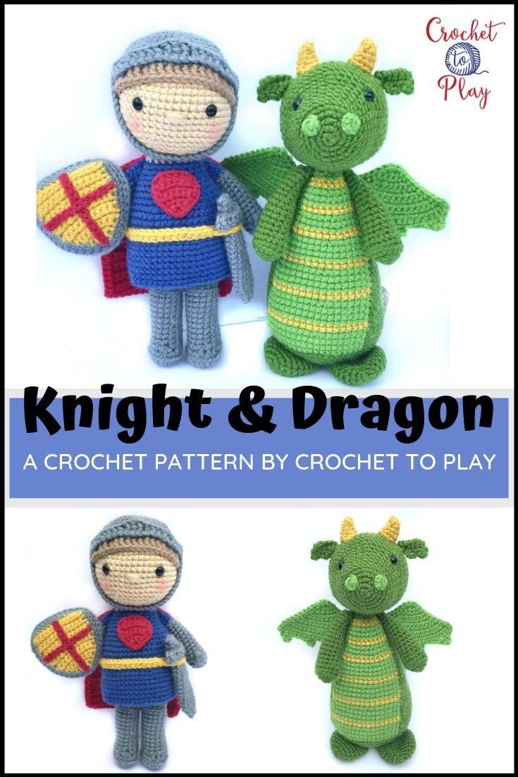 Free (Crochet) Pattern Friday! Squid Amigurumi | Choly Knight | 1102x735
