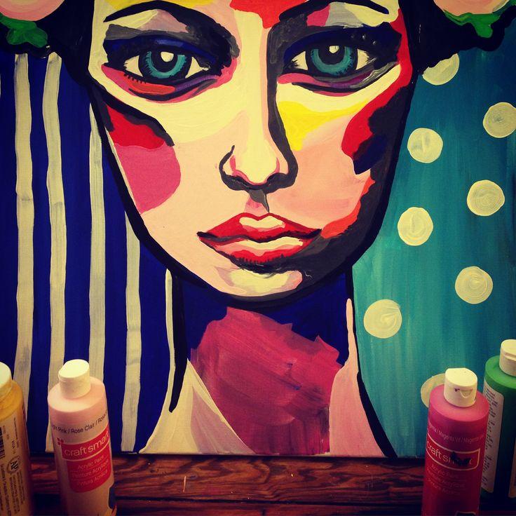 www.alaiagold.com acrylic paintings