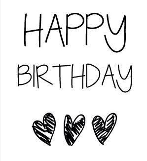 Happy Birthday to me♥️