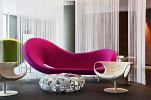 The Hub Hotel, Milan, Italy. A colorful hi-design only for you and for your #daybreak. #daybreakhotels