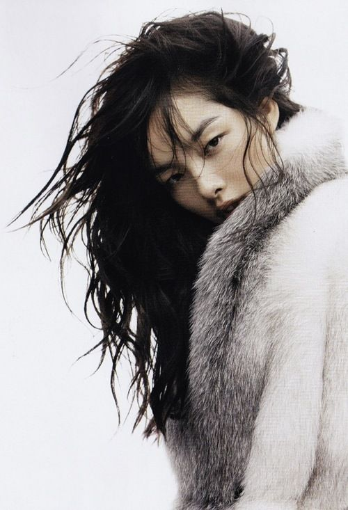 Vogue China November 2011 by Josh Olins