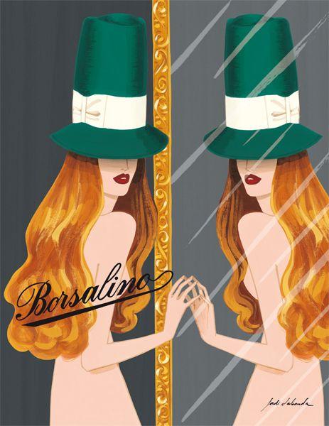 Creative Fashion Illustrations by Jordi Labanda