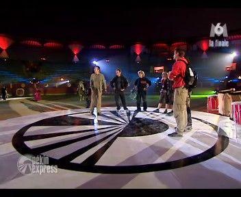 Résumé PEKIN EXPRESS 3 : 12e épisode, LA FINALE remportée par Cedric et Gérard par L'INFOnet de la Real Tv