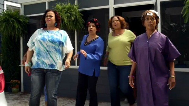 Steel Magnolia~ The official trailer for Steel Magnolias featuring an all-black cast has been distributed by Lifetime.