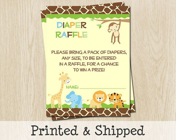 jungle animals baby shower invitations boys by