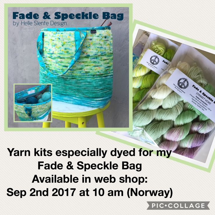Yarn kit contains 4 hand dyed hanks of beautiful SW wool & pattern with sewing instructions. Only limited amount available!!