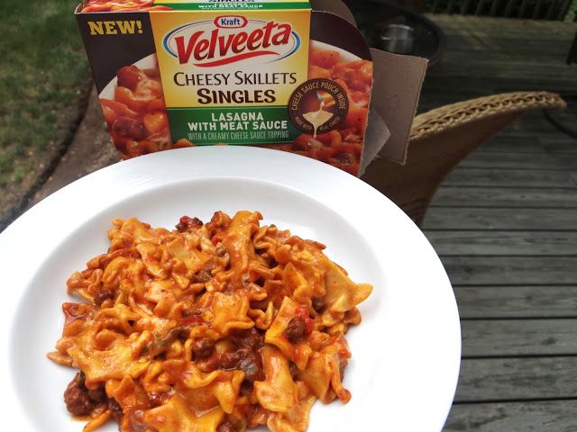 Velveeta Skillets Singles are the Perfect Solution for Satisfying my Husband's Hunger! #PersonalFeast #shop #cbias