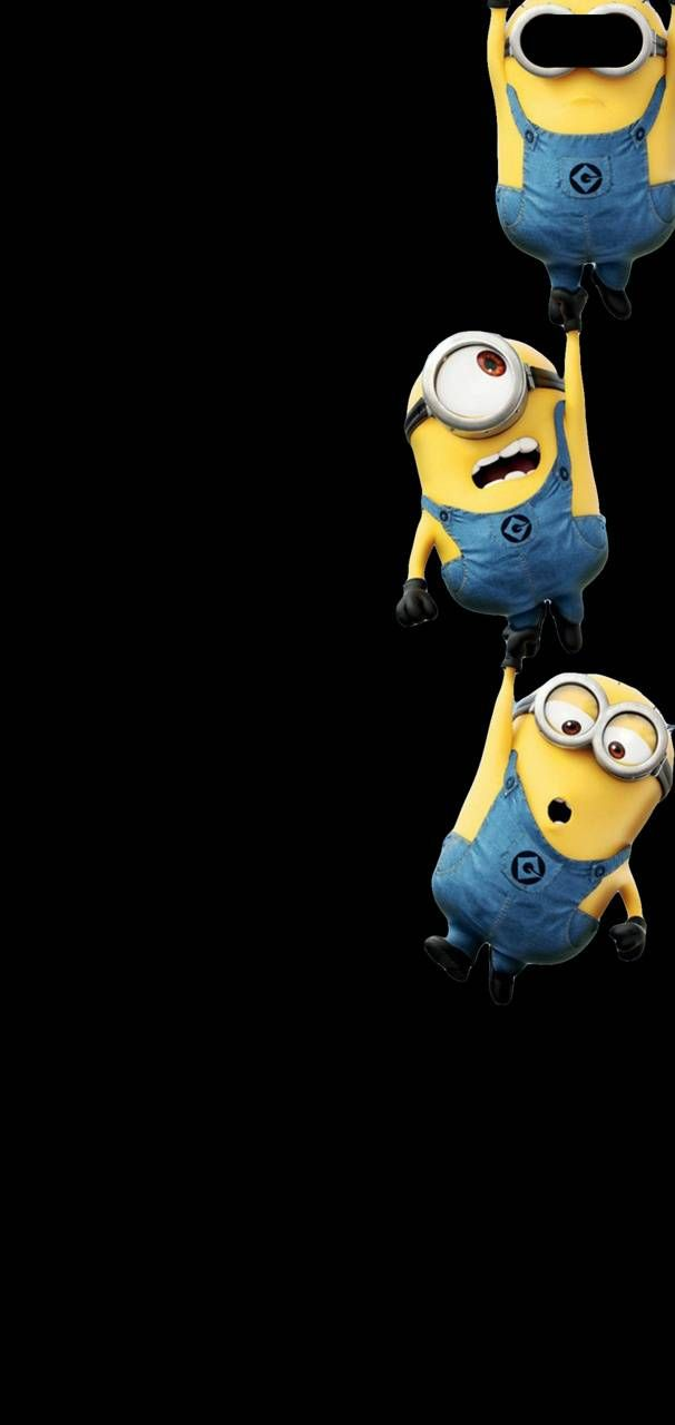 Pin By Dorka On Backgrounds In 2020 Minions Wallpaper Minion Wallpaper Iphone Cute Minions Wallpaper