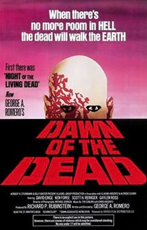 Dawn of the Dead (also known internationally as Zombi) is a 1978 American horror film written and directed by George A. Romero