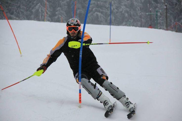 #alpineski  #leki #salomon #rossignol #poc