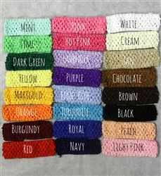 Wholesale Crochet Headbands
