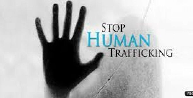 HUMAN TRAFFICKING,A BLACK MARK on COUNTRY