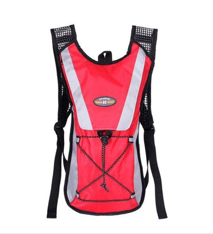 Rebecca Online Hydration Pack Water Rucksack Backpack Bladder Bag Cycling Bicycle Bike/hiking Climbing Pouch   2l Hydration Bladder mosquito Head Net carabiner *** New and awesome outdoor gear awaits you, Read it now  : Backpacking gear