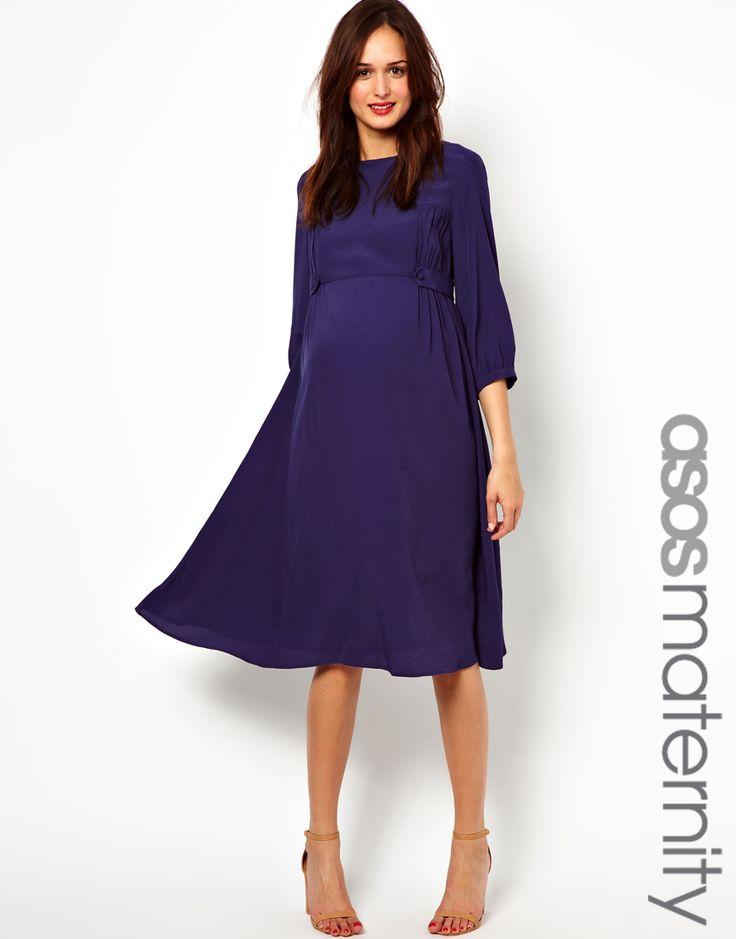 36 best vestido images on Pinterest | Pregnant dresses, Dress skirt ...