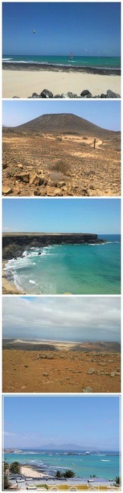This is #fuerteventura raw nature, space, blue water, white beaches #yoga #windsurf Fuerteventura windsurfyoga.eu