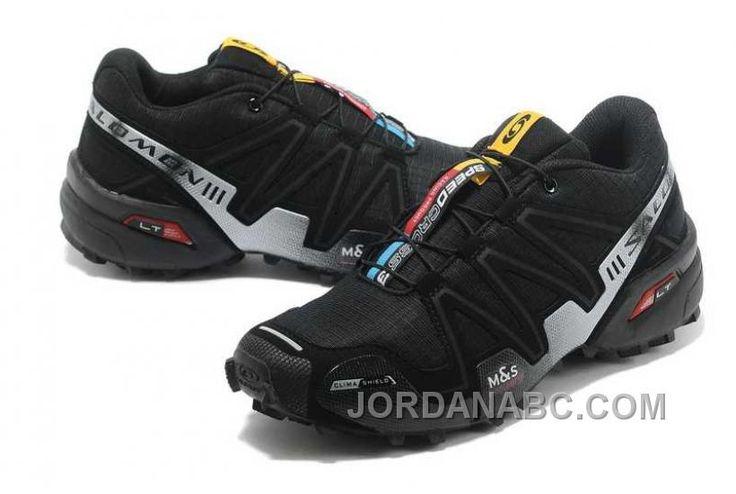 http://www.jordanabc.com/salomon-speedcross-3-womens-black-silver-for-sale.html SALOMON SPEEDCROSS 3 WOMENS BLACK SILVER FOR SALE Only $74.00 , Free Shipping!