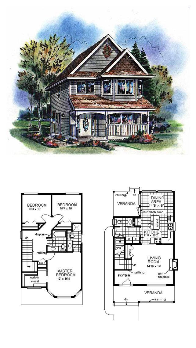 16 best images about victorian style home plans on for House plans cool