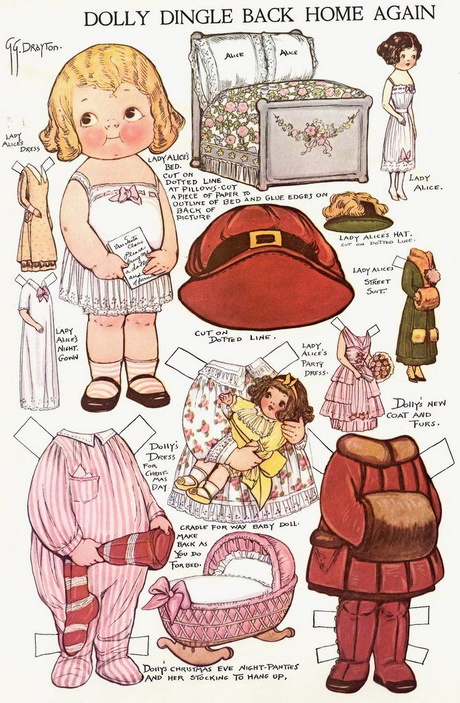 one of my favorite memories I will pass down to my daughters was making paper dolls with my mother.