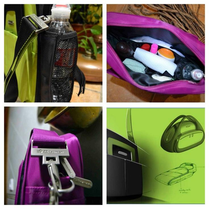 Detalles de los bolsos Noname. www.bebemon.es
