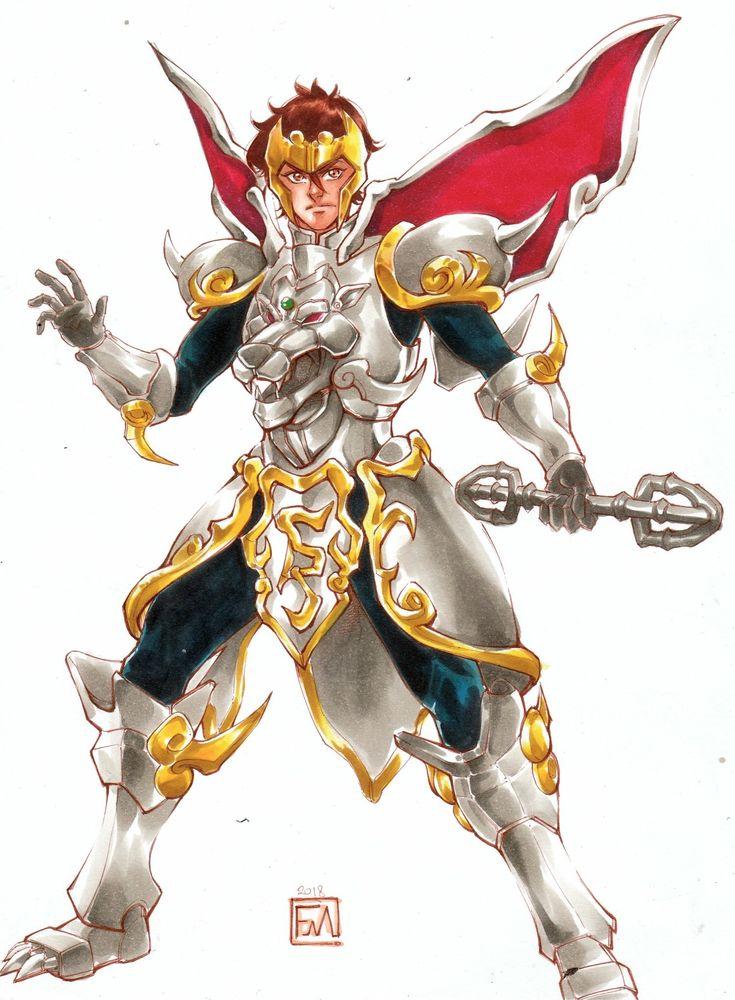 Shurato the king Shura by Mikhairon em 2020   Super anime ...