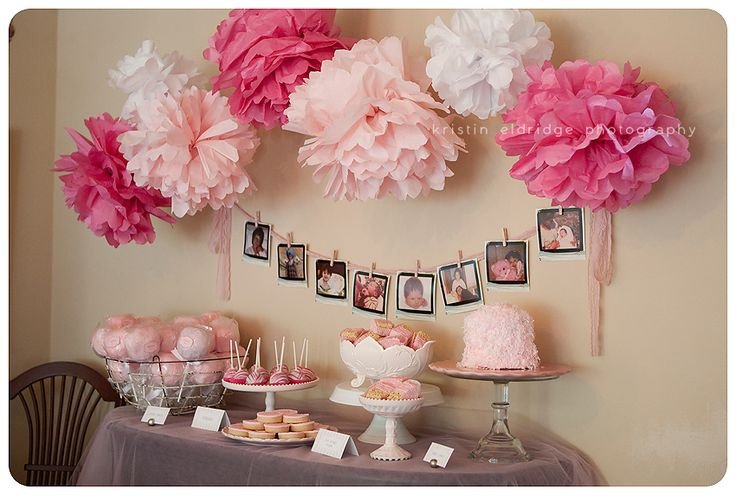 pink and brown baby shower ideas | Girly Pink Baby Shower [Long Beach Photographer], 850x573 in 442.5KB